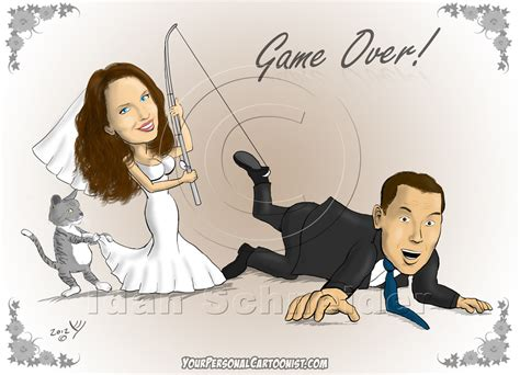 Wedding Clip Funy by And Groom Clipart