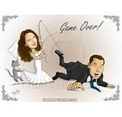 Wedding Invitations  Your Personal Cartoonist