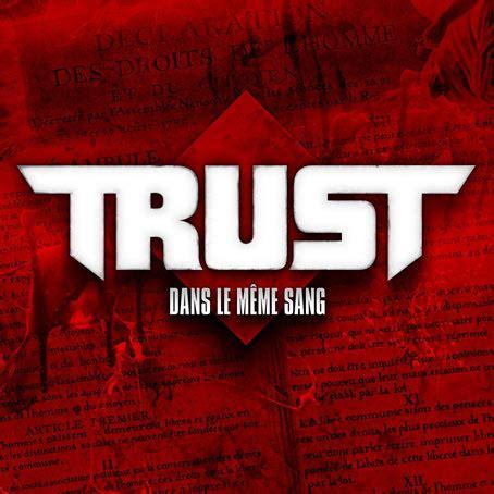 Le Meme Sang - trust nouvel album dans le m 234 me sang cd vinyle lp