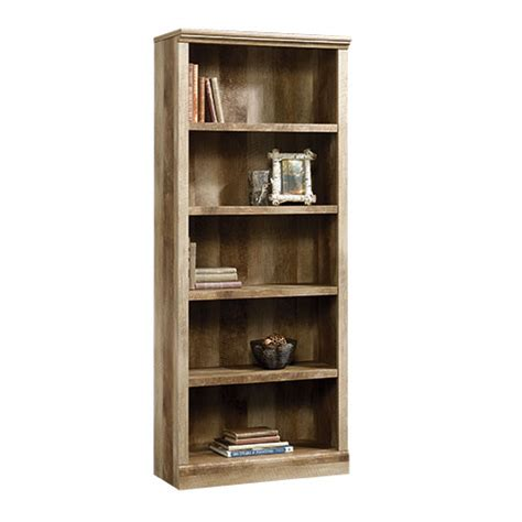 Sauder 5 Shelf Bookcase Sauder East 5 Shelf Bookcase Boscov S