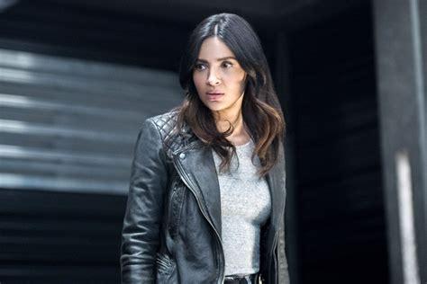 Tasya Parka supergirl floriana lima not returning in season 3