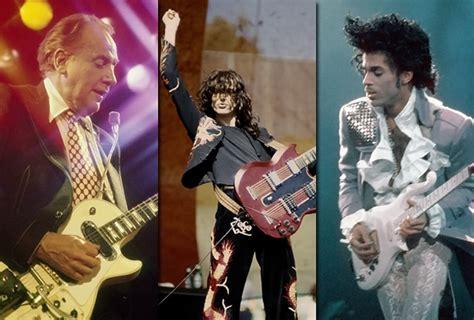 iconic guitars rolling stone