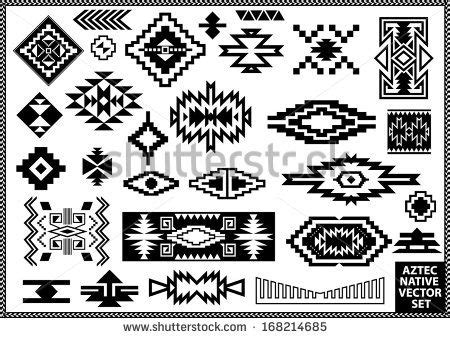 navajo pattern vector free free printable native american designs wow com image