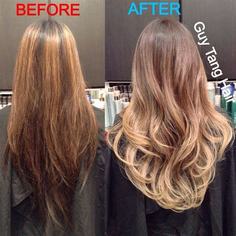 guy tang hair before and after guy tang hair before after pinterest guy tang