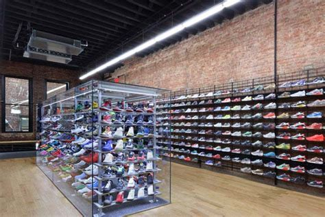 new york sneaker stores the 8 best sneaker stores in new york city