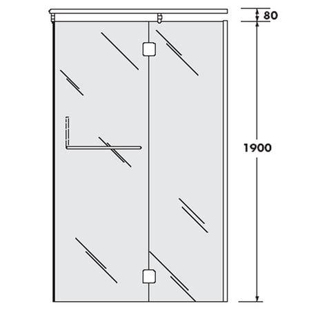 altezza cabina doccia cabina doccia verona b71 tamanaco edilvetta