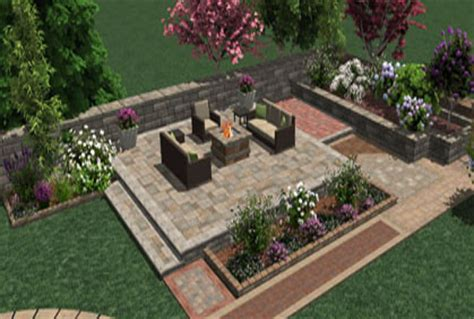 Free Home Yard Design Software | free online patio design tool 2016 software download