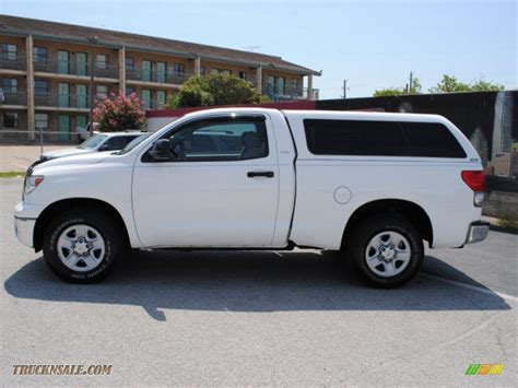 2007 Toyota Tundra Regular Cab 2007 Toyota Tundra Regular Cab In White Photo 8