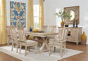 White Dining Room Furniture Sets Nantucket White 5 Pc Dining Room Dining Room Sets White