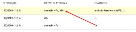 Play Store X86 Apk Everyplay Changes Apk Platforms To Armeabi V7a X86