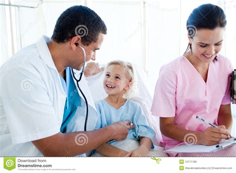 male modesty female physician female patient young female doctor examining a male