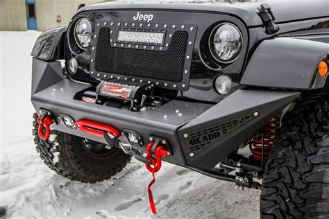 Jeep Jk Bumper Jk Stealth Fighter Front Bumper Jeep Wrangler Forum