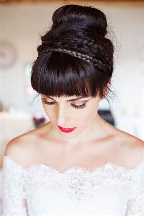 elegant wedding buns elegant ballerina wedding inspiration ideas