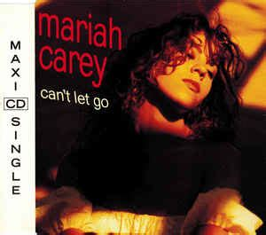 can t let you go mp mariah carey can t let go cd at discogs