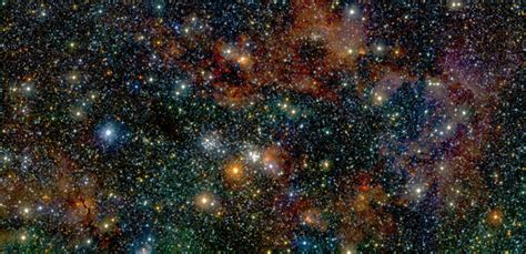 imagenes del universo hace millones de años estudio se 241 ala que el universo ya casi no crea estrellas