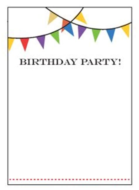free birthday invite template 25 best ideas about free invitation templates on