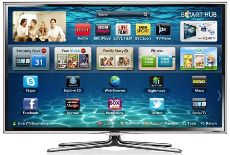 samsung smart tv change reigon