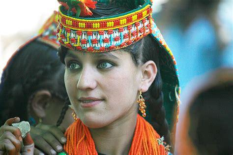 Kalash Women | study kalash people are not the descendants of alexander