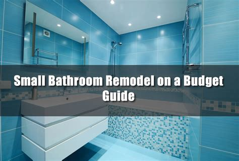 how to renovate on a budget how to renovate on a budget small bathroom remodel on a
