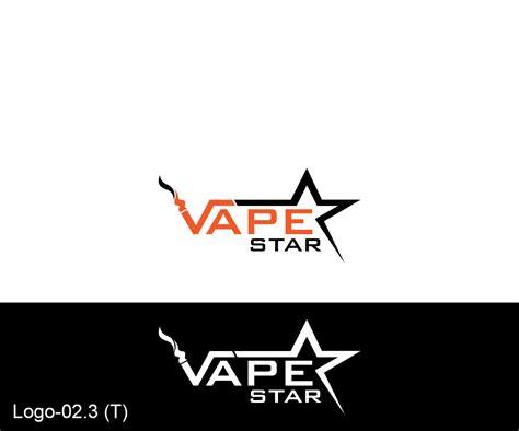 design logo vape bold modern business logo design for vape star by