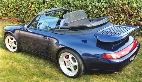 porsche 993 turbo the 12 rarest exclusive built porsche 911s ever total 911