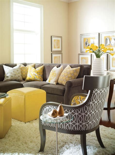 yellow and grey rooms 25 great ideas about yellow living room furniture on pinterest