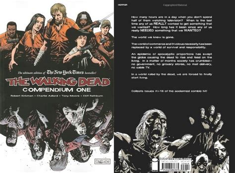 the walking dead compendium three 10 gory gifts for fans of the walking dead