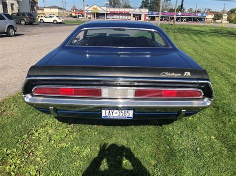 1970 Dodge Challenger T A 340 Six Pack 4 Speed Classic