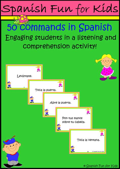 how do you say comfortable in spanish music and spanish fun six benefits of using commands for