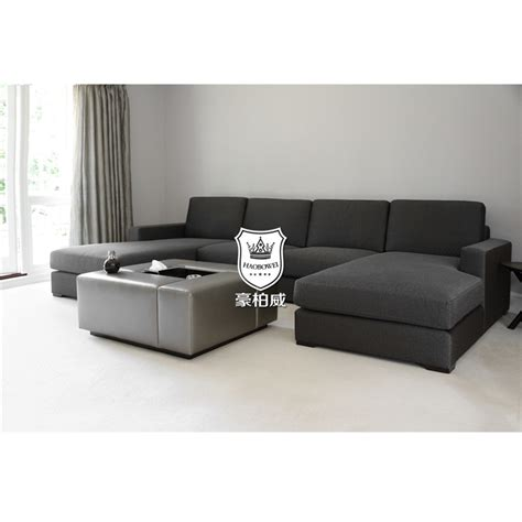 My Factory Chaise by China Apartment Living Room Sectional U Shape 8 Seater