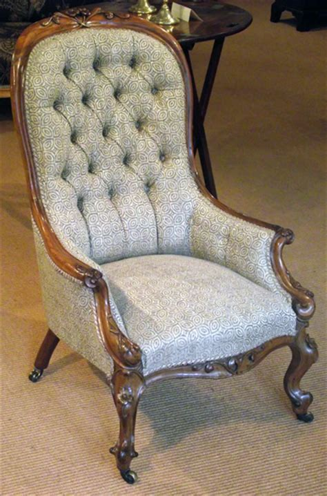 antique armchairs antique rosewood armchair georgian button back chair