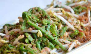 makanan khas  provinsi  indonesia gambar  keterangan