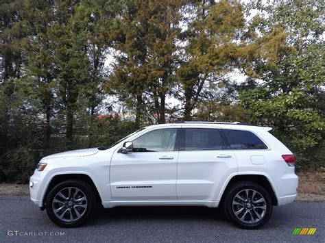 white jeep grand 2017 bright white jeep grand overland 4x4