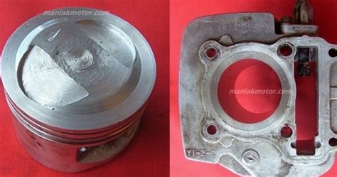 Paket Bore Up Yamaha Jupiter Z 110 Diameter 55mm Merk Shark bore up yamaha zr ala racing pakai piston kaze motor racing