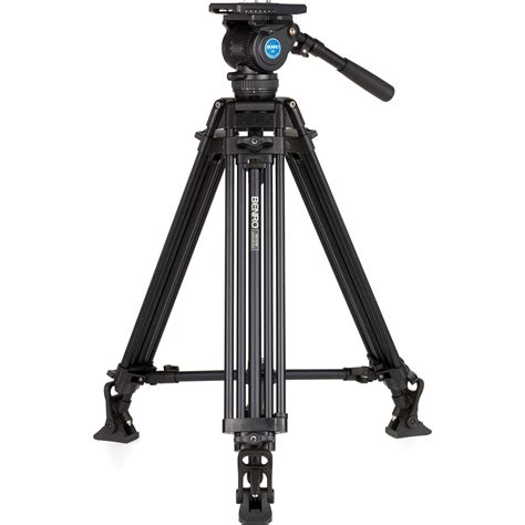 Tripod Benro benro h8 tripod kit with aluminum alloy legs a673tmh8 b h
