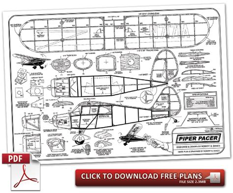free rc plans rc plane plans pdf www imgkid com the image kid has it