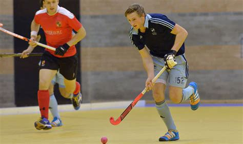 photos by tom carson german influence in england eurohockey indoor chionship