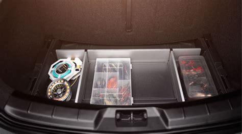 mat load compartment organizer  vcc