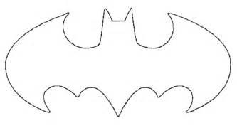 batman logo template printable clipartsgram com