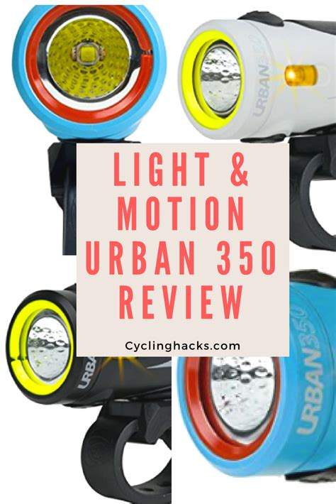 light and motion 350 versatile and insanely bright light and motion 350