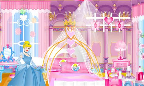 Princess Home Decoration Games princess room decoration game