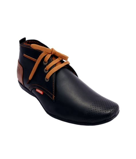 black casual shoes for catbird black casual shoes price in india buy catbird