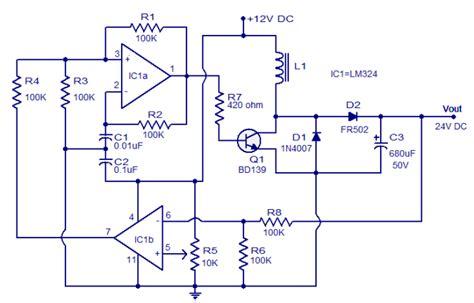alimentatori switching teoria come realizzare un convertitore dc dc 12v 24v