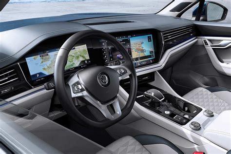 volkswagen touareg interior volkswagen touareg interior 2019 1 autobics