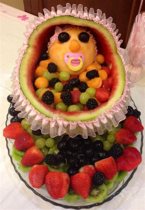Shower Chop Fruit by Baby Shower Fruit Tray S Baby Shower
