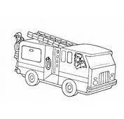 Fire Engine For Kids  Free Coloring Pages On Art