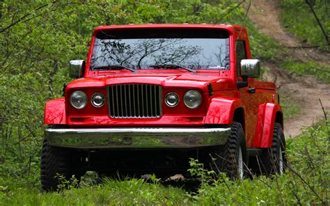 Jeep J Jeep J 12 Concept Photo Gallery Motor Trend