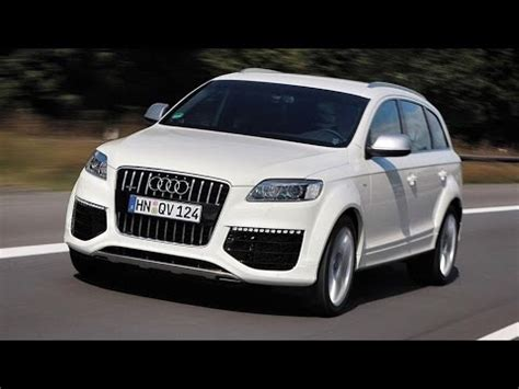 Audi Q7 Build by Gt6 Special Projects Audi Q7 V12 Tdi Replica Build