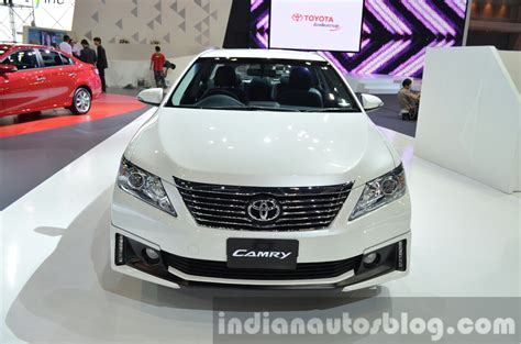 toyota th toyota camry extremo special edition showcased in thailand