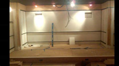 Home Theater J E Centro 888 home theater construction